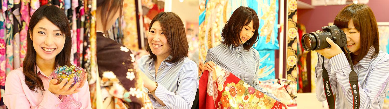 「日本の若い女性の笑顔とご家族の幸せを伝えたい!」そんな想いを大切にしています。
