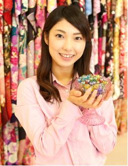 びわ桜 近江八幡店 プリンセスプランナー 前川 祐里奈