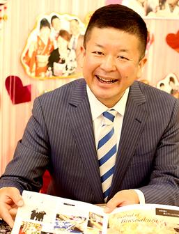 びわ桜 近江八幡店 代表取締役社長 糸井 康洋