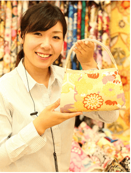 びわ桜 近江八幡店 プリンセスプランナーー 中野 佑香
