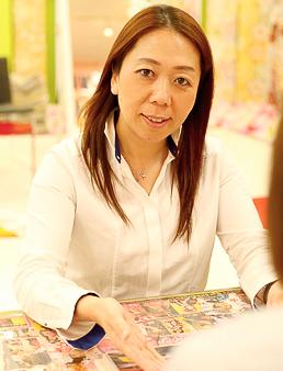 びわ桜 近江八幡店 プリンセスプランナー 糸井 悦子